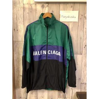 バレンシアガ(Balenciaga)の本物✨バレンシアガ新作ナイロンジャケット パーカー シャツ スニーカー (ナイロンジャケット)