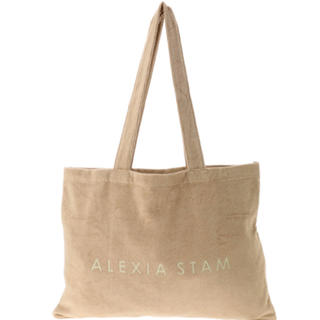 アリシアスタン(ALEXIA STAM)のalexiastam トートバッグ 新品未使用(トートバッグ)
