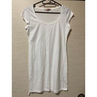 ピーチジョン(PEACH JOHN)のロングTシャツ(Tシャツ(半袖/袖なし))