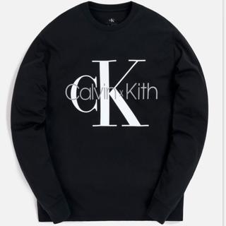 カルバンクライン(Calvin Klein)のkith×calvin  klein ロンT Sサイズ 新品未使用(Tシャツ/カットソー(七分/長袖))