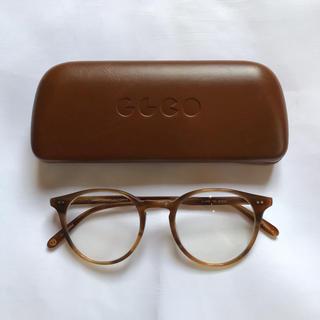 極美品 GLCO CLUNE ギャレットレイト ブラウン