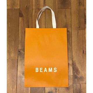 ビームス(BEAMS)のBEAMS ショップバッグ(紙)(ショップ袋)
