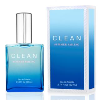 クリーン(CLEAN)の新品・未開封クリーン サマーセーリング EDTSP 60ml 香水 フレグランス(ユニセックス)