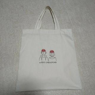 ウィゴー(WEGO)の広島限定WEGOトートバッグ(トートバッグ)