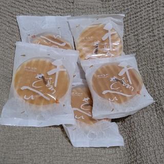 千寿せんべい 5枚(菓子/デザート)