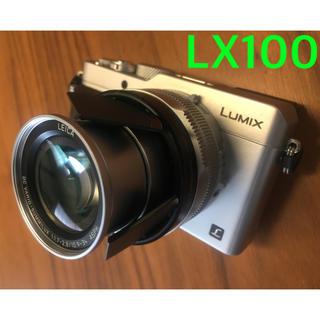 パナソニック(Panasonic)のLUMIX LX100(コンパクトデジタルカメラ)