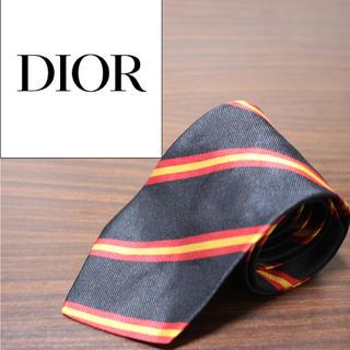 クリスチャンディオール(Christian Dior)のChristian Dior クリスチャンディオール シルク ネクタイ(ネクタイ)