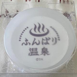 シャーマンキング展 ふんばり温泉セット 石鹸 ステッカー シャーマンキング 葉(キャラクターグッズ)