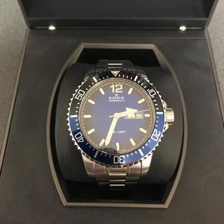 エドックス(EDOX)の未使用♪EDOX♪クロノラリーS♪エドックス♪ED84300-3M-NBN(腕時計(アナログ))