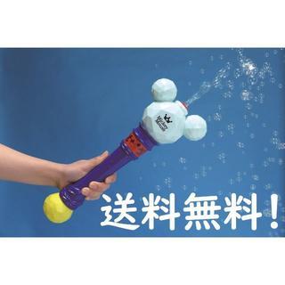 セガ(SEGA)のミッキーマウス プレミアム バブルワンド バブルメーカー しゃぼん玉メーカー(キャラクターグッズ)