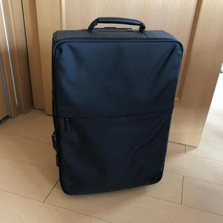 ムジルシリョウヒン(MUJI (無印良品))の無印良品 ソフトキャリーケース(スーツケース/キャリーバッグ)
