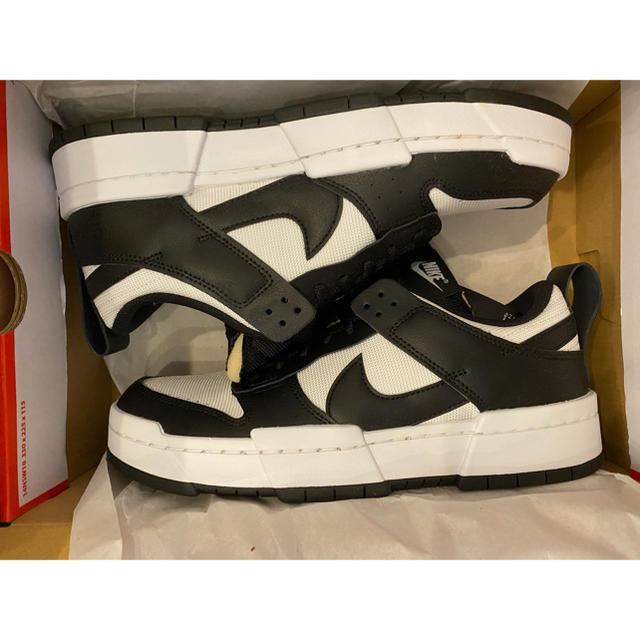 NIKE(ナイキ)の28cm WMNS NIKE W DUNK LOW DISRUPT メンズの靴/シューズ(スニーカー)の商品写真