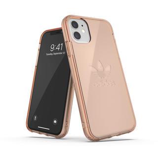 アディダス(adidas)のアディダス オリジナルス iPhone11 クリア ケース(iPhoneケース)