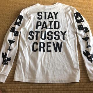 ステューシー(STUSSY)のSTUSSY ロンTシャツ 即購入可☆(Tシャツ(長袖/七分))