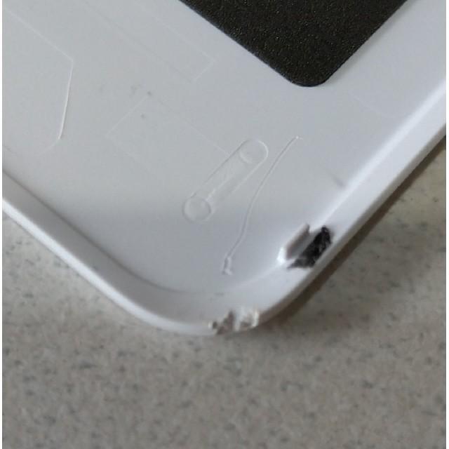 AQUOS(アクオス)のAQUOS sense plus SH-M07 バックパネル 純正品 交換用 スマホ/家電/カメラのスマートフォン/携帯電話(スマートフォン本体)の商品写真