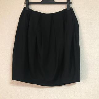 バーニーズニューヨーク(BARNEYS NEW YORK)のYOKO CHAN バルーン スカート (ひざ丈スカート)