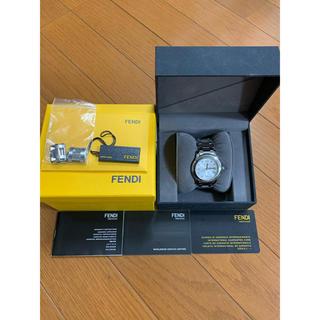 フェンディ(FENDI)のFENDI フェンディ 腕時計 最終価格(腕時計)