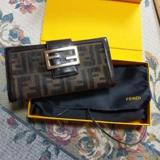 フェンディ(FENDI)のFENDI 財布(長財布)