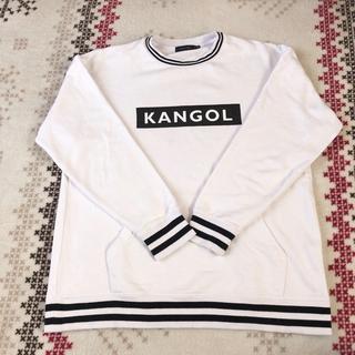 ニコアンド(niko and...)のKANGOL 長袖 ロンT トレーナー(スウェット)