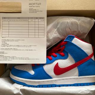 ナイキ(NIKE)の27.5 Nike SB Dunk High Doraemon(スニーカー)