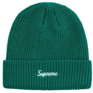 シュプリーム(Supreme)のSupreme Loose Gauge Beanie ピーニー(ニット帽/ビーニー)