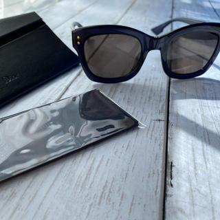 ディオール(Dior)のDior サングラス 未使用品 小傷あり(サングラス/メガネ)