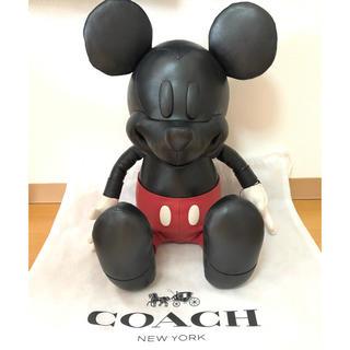 コーチ(COACH)のCOACH × DISNEY コラボ限定 ミッキーマウス(キャラクターグッズ)