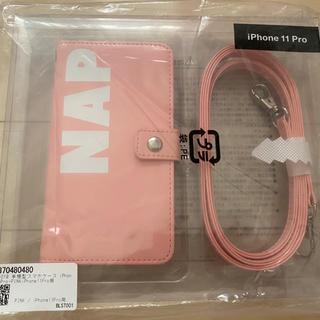 トリプルエー(AAA)のNissy Naptime iPhone11proケース(iPhoneケース)