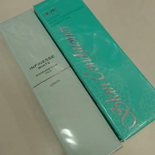 アルビオン(ALBION)のアンフィネスホワイトミルク&スキコン(化粧水/ローション)