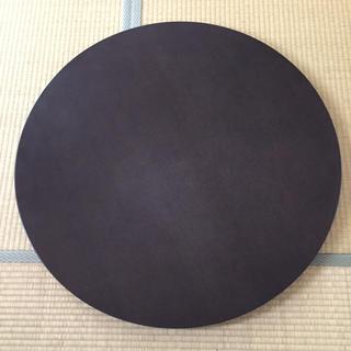 ムジルシリョウヒン(MUJI (無印良品))のこたつ テーブル 丸型 無印(こたつ)