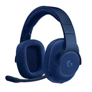 ロジクール ゲーミングヘッドセットG433BL(ヘッドフォン/イヤフォン)