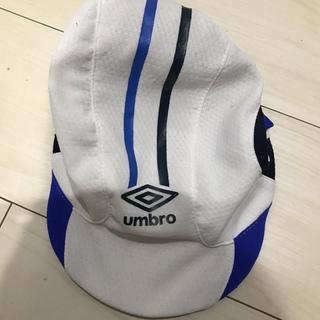 アンブロ(UMBRO)のumbro アンブロ プラクティスキャップ52センチ(帽子)
