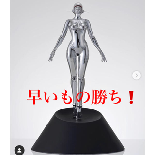 空山基 Sexy Robot floating 1/4 セクシーロボット(その他)
