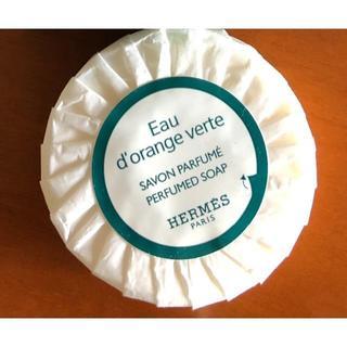 エルメス(Hermes)のエルメス オー ドランジュ ヴェルト パルハァムソープ …25g(ボディソープ/石鹸)