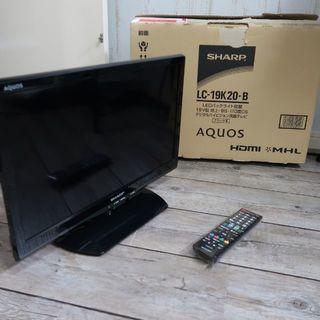 アクオス(AQUOS)のテレビ(テレビ)