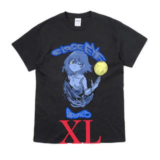 XL Jun Inagawa Age Factory CLOSE EYE TEE(Tシャツ/カットソー(半袖/袖なし))