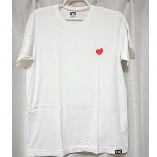 ボウダンショウネンダン(防弾少年団(BTS))のユニクロ コラボ BTS タタTシャツ(Tシャツ/カットソー(半袖/袖なし))