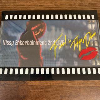 トリプルエー(AAA)のNissy DVD (ミュージック)