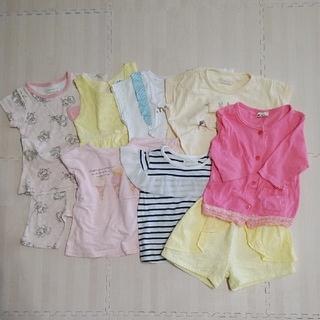 キムラタン(キムラタン)のキムラタン他 女児服 90(Tシャツ/カットソー)