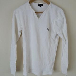 フラットヘッド(THE FLAT HEAD)のikesan専用 RJB  サーマル 40 (Tシャツ/カットソー(七分/長袖))