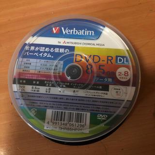 ミツビシ(三菱)の三菱ケミカルメディアVerbatim DVD-R DL(PC周辺機器)