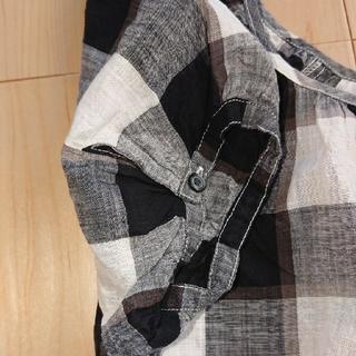 ムジルシリョウヒン(MUJI (無印良品))の確認用(シャツ/ブラウス(半袖/袖なし))