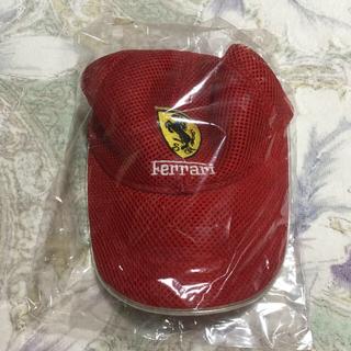 フェラーリ(Ferrari)の【新品未使用】フェラーリ キャップ 帽子(キャップ)