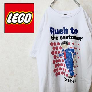 レゴ(Lego)のLEGO レゴ プリントTシャツ レアデザイン 【SALE】(Tシャツ/カットソー(半袖/袖なし))