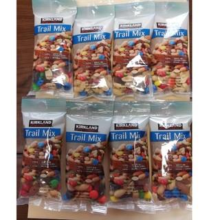 コストコ(コストコ)のコストコ カークランド シグネチャー トレイルミックス57g×8袋/ナッツ(菓子/デザート)