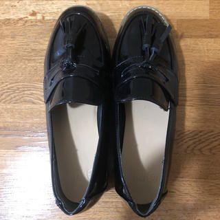 グレイル(GRL)のGRL 厚底タッセルローファー(ローファー/革靴)