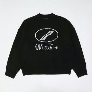 PEACEMINUSONE - we11done ニット セーター