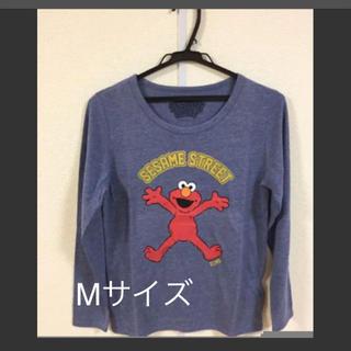 セサミストリート(SESAME STREET)のセサミストリート 長袖Tシャツ  新品タグ付き(Tシャツ(長袖/七分))