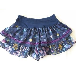 アナスイミニ(ANNA SUI mini)の引越し値下 アナスイミニ キュロットスカート90(スカート)