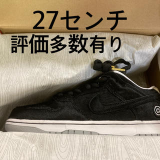 メディコムトイ(MEDICOM TOY)のNIKE SB DUNK Low OG QS  BE@RBRICK  (スニーカー)